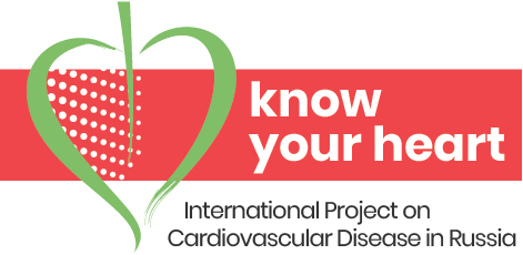 International Project on Cardiovascular Disease in Russia